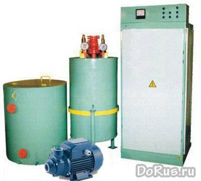 Котел паровой электрический КЭП электрокотел парогенератор - Промышленное оборудование - Котлы предн..., фото 1