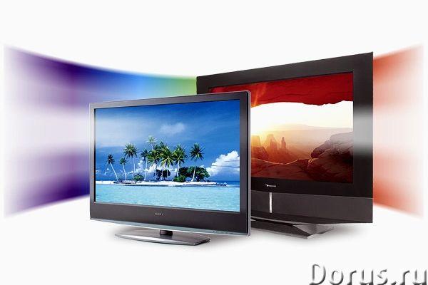 Ремонт,настройка телевизоров, антенн - Ремонт электроники - Профессиональный ремонт и настройка жидк..., фото 1
