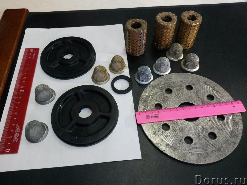 Резино металлический элемент 100.41.010-1СБ - Запчасти и аксессуары - Сетка пылеулавливающая 216.149..., фото 1